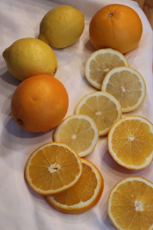 Zitrusfrüchte, Vitamin C, Zitronen, Mandarinen
