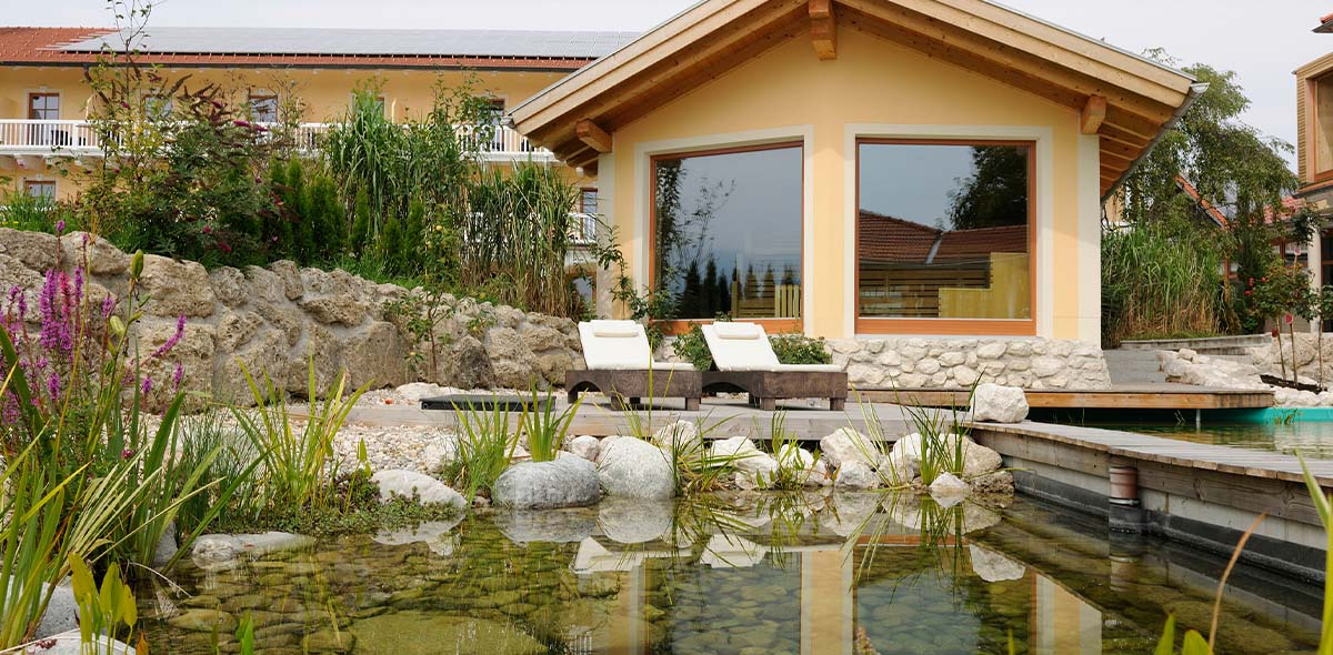 basenfasten - die wacker-methode® im Wellness Natur Resort Gut Edermann, Teisendorf, Bayern
