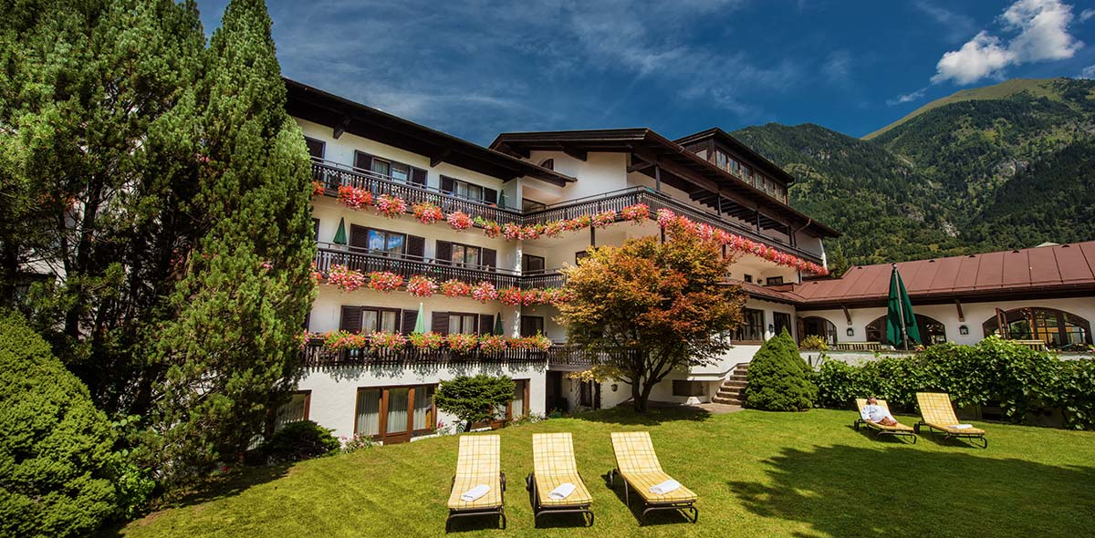 Johannesbad Hotel St. Georg in Salzburger Land