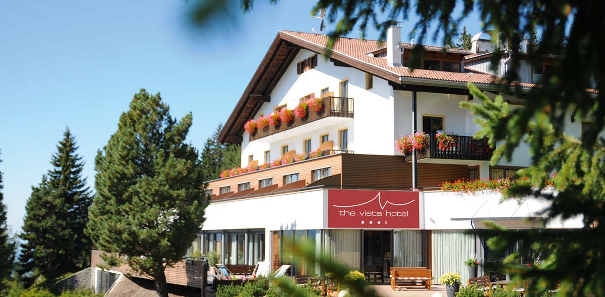 The Vista Hotel in Südtirol